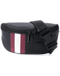 Bally - Sonni Logo Patch Belt Bag - Lyst