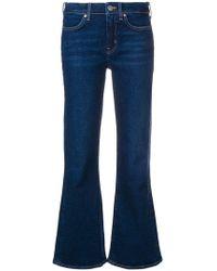 M.i.h Jeans - Vaqueros tobilleros acampanados - Lyst