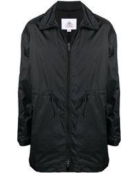 Pyrenex ハイネック トラックジャケット - ブラック