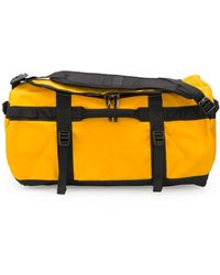The North Face Base Camp Duffle バックパック - イエロー