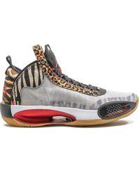 Nike Air Jordan Xxxiv Tatum スニーカー - ホワイト