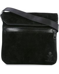 AS2OV Sacoche Shoulder Bag - Black