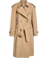 Burberry The Westminster Heritage Trenchcoat - Naturel