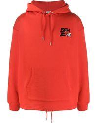 KENZO Sweater Met Capuchon - Rood