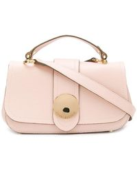 L'Autre Chose - Foldover Top Mini Bag - Lyst