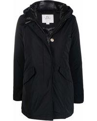 Woolrich Luxury Arctic パーカーコート - ブラック