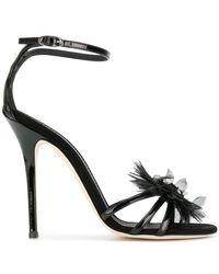 Giuseppe Zanotti | Jewelled Corsage Sandals | Lyst