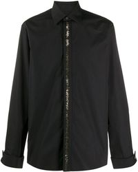 Roberto Cavalli - Декорированная Рубашка - Lyst