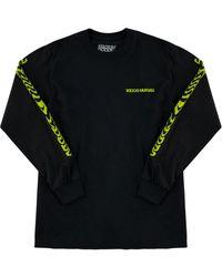 Stadium Goods T-shirt Latenight à manches longues - Noir
