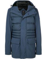 Moncler Avrieux Jacket in Blue for Men Lyst