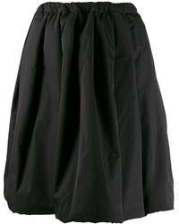 Comme des Garçons - A-line Flared Midi Skirt - Lyst