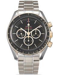 Omega Наручные Часы Speedmaster Professional Moonwatch Tokyo Olympic Pre-owned 42 Мм 2020-го Года - Черный