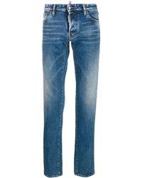 DSquared² Jeans slim - Blu