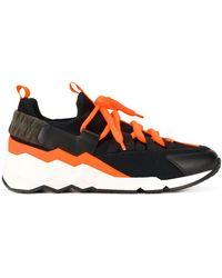 Pierre Hardy 'Trek Comet' Sneakers - Orange