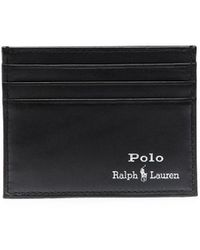 Polo Ralph Lauren Suffolk カードケース - ブラック