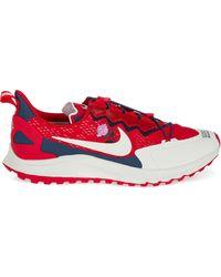 Nike Baskets rouges Zoom Pegasus 36 Gyakusou