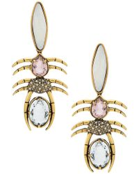 Camila Klein - Millipede Earrings - Lyst