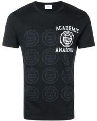 Dondup - Printed T-shirt - Lyst