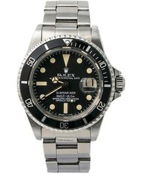 Rolex Наручные Часы Submariner 40 Мм 1970-х Годов - Черный