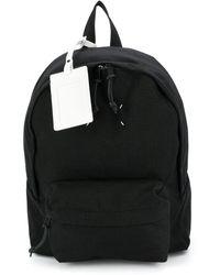 Maison Margiela 4-stitches Backpack - Black