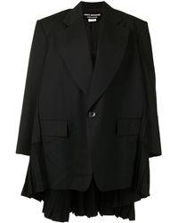 Junya Watanabe オーバーサイズ ジャケット - ブラック