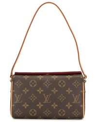 Louis Vuitton Borsa tote Recital Pre-owned 2004 - Marrone