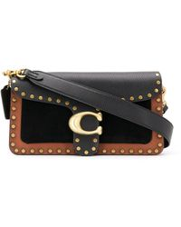 COACH - Tabby Riveted Shoulder Bag - Lyst