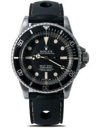 Rolex Наручные Часы Submariner 40 Мм 1978-го Года - Черный
