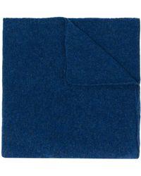 Dell'Oglio - カラーブロック スカーフ - Lyst
