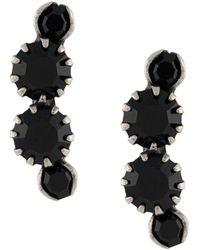 Isabel Marant A Wild Shore Earrings - Black