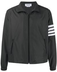 Thom Browne - 4-bar Flyweight Tech Jacket - Lyst