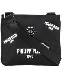 Philipp Plein Сумка-мессенджер '1978' - Черный