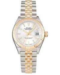 Rolex - Наручные Часы Datejust Pre-owned 28 Мм 2020-го Года - Lyst