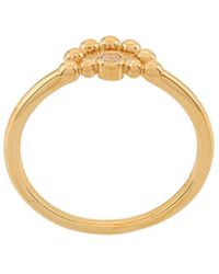 Astley Clarke Stilla Arc Ring - Metallic