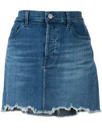 J Brand Bonny スカート - ブルー