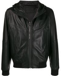 Givenchy フーデッド ジャケット - ブラック