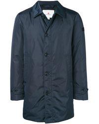Peuterey Pentax Coat - Blue