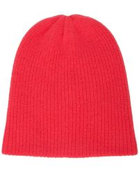 The Elder Statesman - Soft Knit Beanie - Lyst