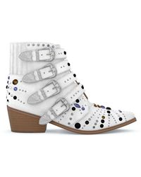Toga Pulla - Elvis Western Boots - Lyst