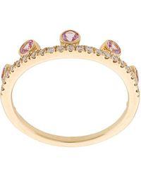 Khai Khai - Crown Ring - Lyst