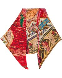 Pierre Louis Mascia - All-over Print Scarf - Lyst