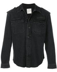 Zadig & Voltaire - Texoh Denim Shirt - Lyst