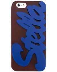 Stella McCartney Чехол Для Iphone 6 С Логотипом - Многоцветный