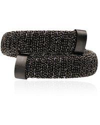 Carolina Bucci Caro Armband - Zwart