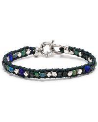 Gas Bijoux Bracelet Ever à perles - Vert