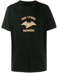 Maharishi - エンブロイダリー Tシャツ - Lyst