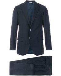 Fashion Clinic フォーマル ツーピーススーツ - ブルー