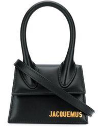 Jacquemus Мини-сумка Le Chiquito - Черный