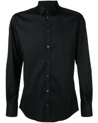 Dolce & Gabbana Classic Tailored Shirt - Black