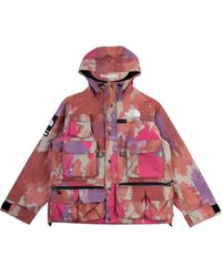 Supreme X The North Face Cargo Jacket - Pink